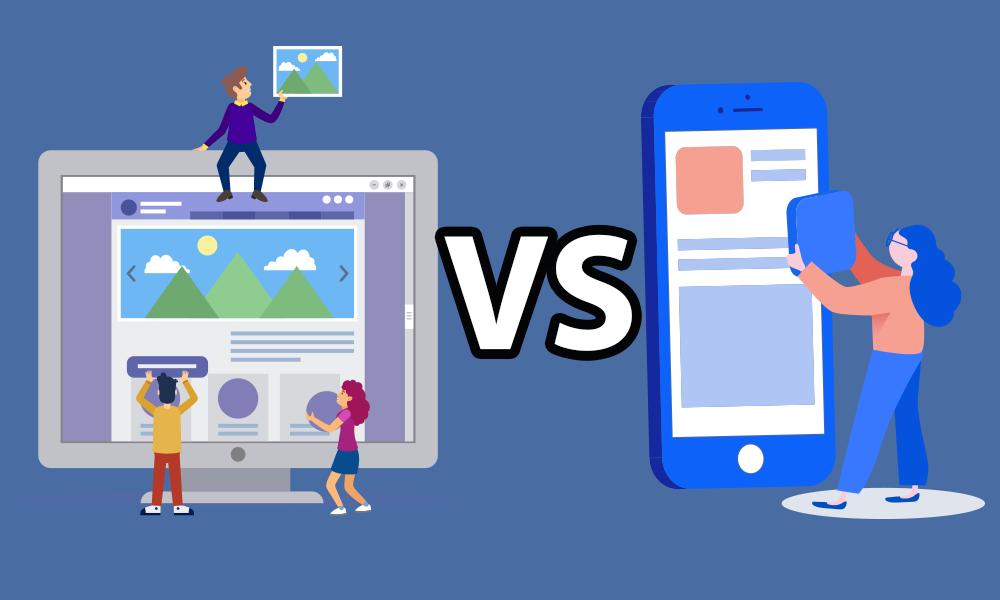 Webiste x Aplicativos de Celular – O que escondem sobre os Apps - Site x Aplicativos de Celular – O que escondem sobre os Apps?